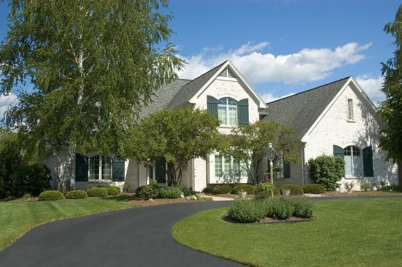 Blacktopping Landscape Design in Westchester County, NY