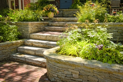 Hardscaping Ideas for Your Front Yard by Bellantoni Landscape