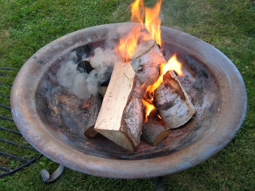 Fire Pit Design Tips by Bellantoni Landscape
