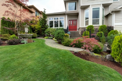Low Maintenance Garden Landscaping in Westchester County, NY