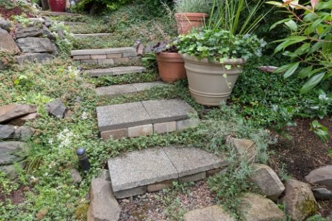 Stepping Stones in Your Landscaping by Bellantoni Landscape