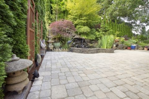 Garden Landscaping near Westchester County