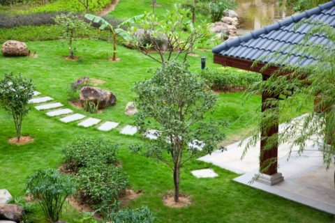 Garden Landscaping in Westchester County