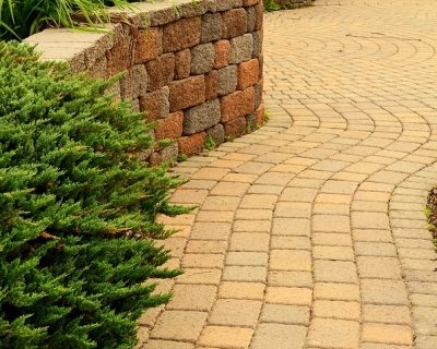 Retaining Wall Design by Bellantoni Landscape