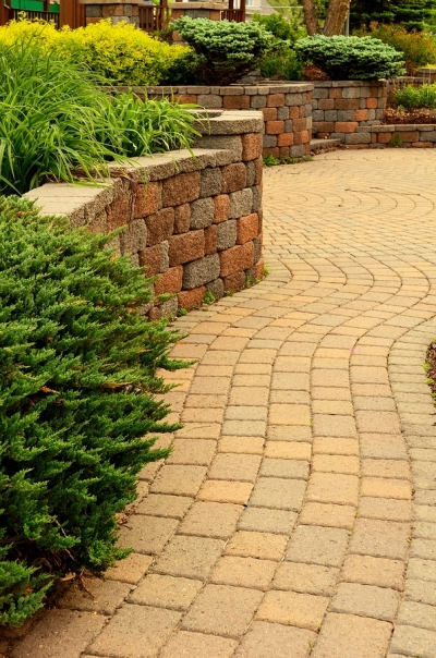 Get The Facts About Retaining Wall Design | Bellantoni Landscape