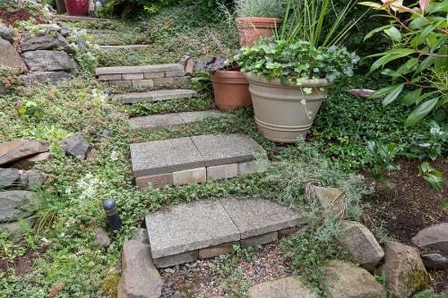 Stepping Stones Ideas by Bellantoni Landscape