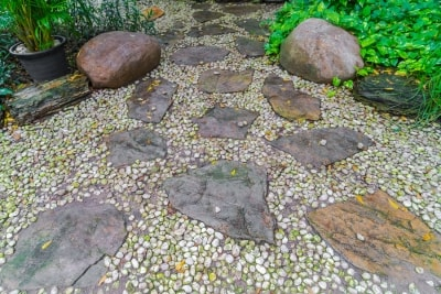 Flagstone Landscaping in Westchester County, NY
