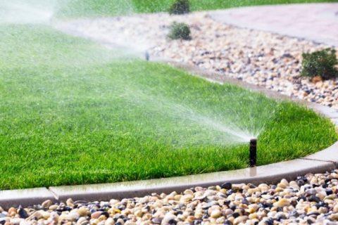 Benefits of Automatic Sprinkler System by Bellantoni Landscape